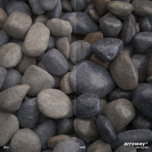 gravel stone 007