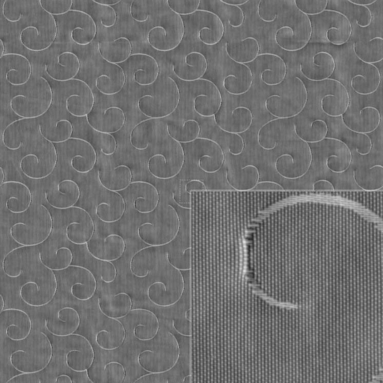 Bump (disp. depth 0.6 mm)