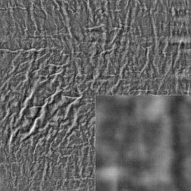 Bump (disp. depth 4.5 mm)