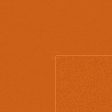 Diffuse (fiery orange)