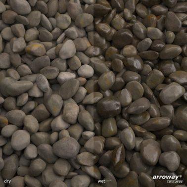 gravel stone 002