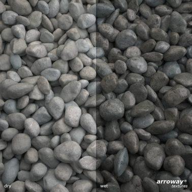 gravel stone 003