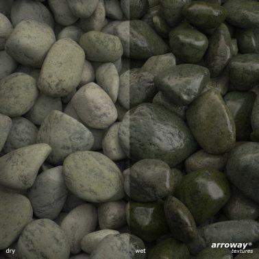 gravel stone 012