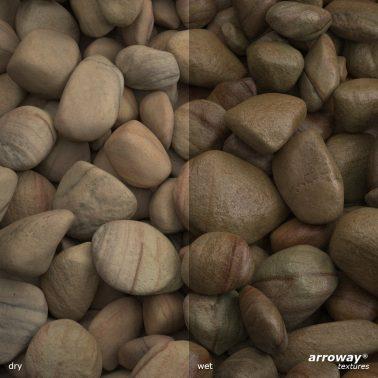 gravel stone 013