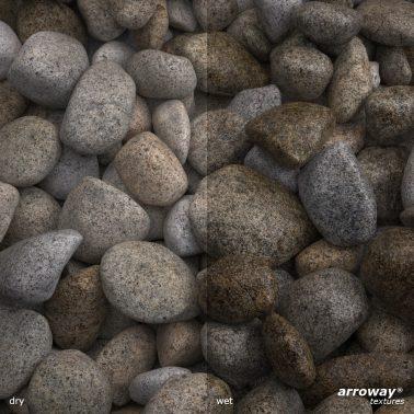 gravel stone 014