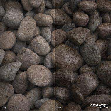gravel stone 016