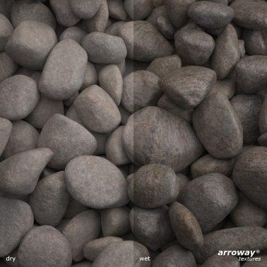 gravel stone 017