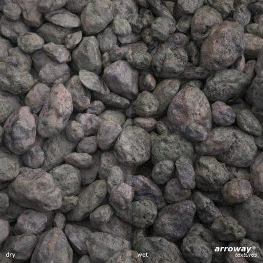 gravel stone 021
