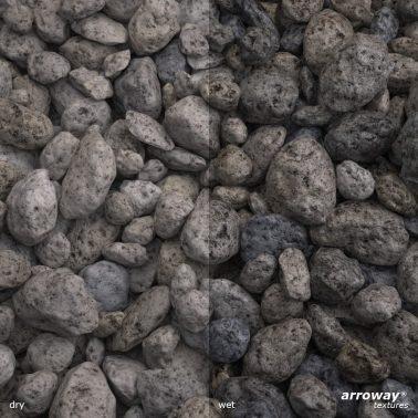 gravel stone 023