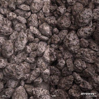 gravel stone 024