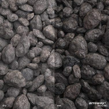 gravel stone 025