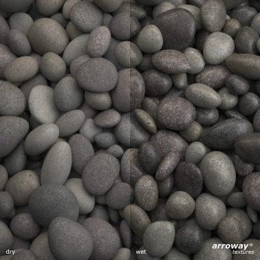 gravel stone 035