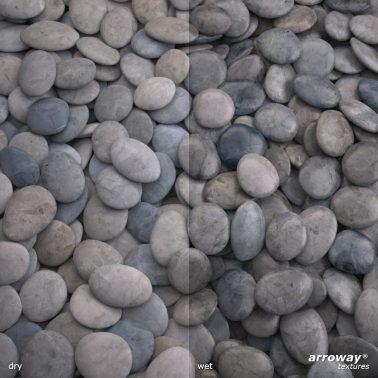gravel stone 043