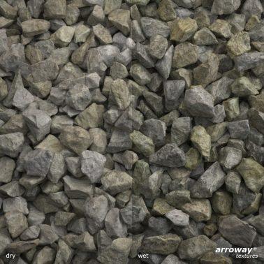 gravel stone 048