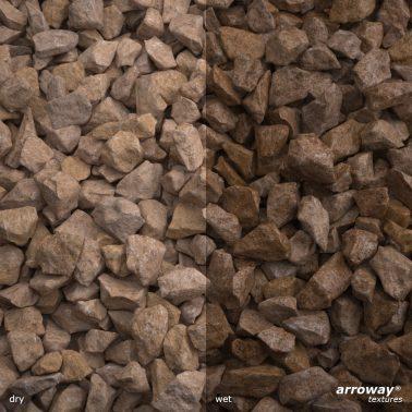 gravel stone 054