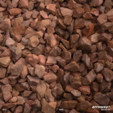 gravel stone 055