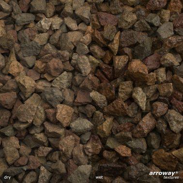 gravel stone 064