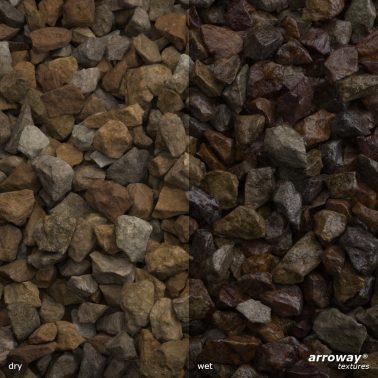 gravel stone 068