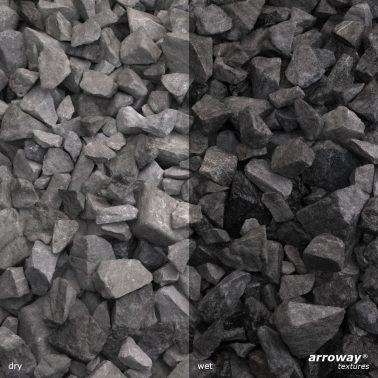 gravel stone 070