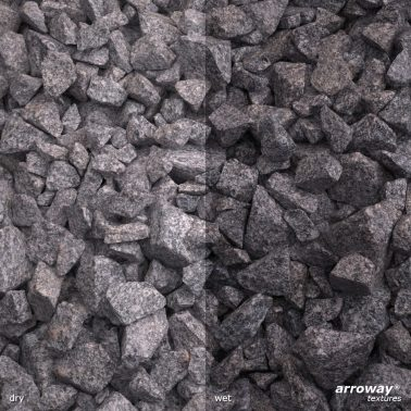 gravel stone 072