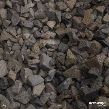 gravel stone 075