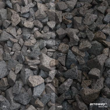 gravel stone 077