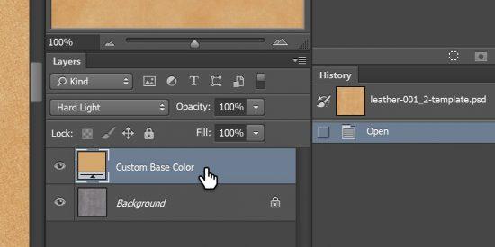 Design Craft #1, Color Templates