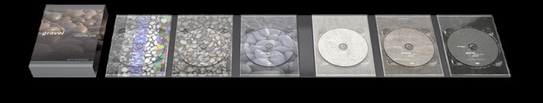 Gravel #1, Disks