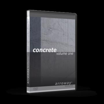 Concrete #1, DVD Box