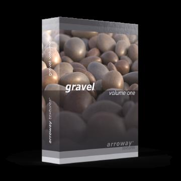 Gravel #1, Pack
