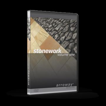 Stonework #1, DVD Box