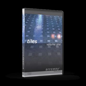 Tiles #1, DVD Box