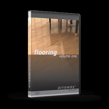 Wood Flooring #1, DVD Box