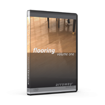 Wood Flooring #1, DVD Box