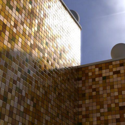 Tiles #1, Demo