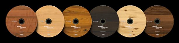 Wood #1, Disks
